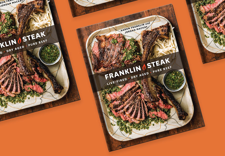 Franklin Steak books